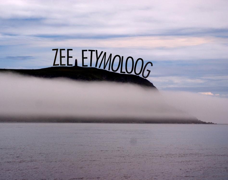 Zee-etymoloog