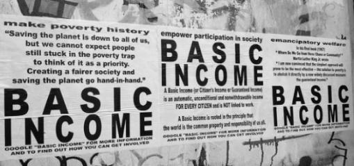 posters basisinkomen