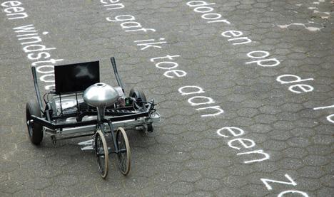 Zullen robots ook menselijke dichters overbodig maken?
