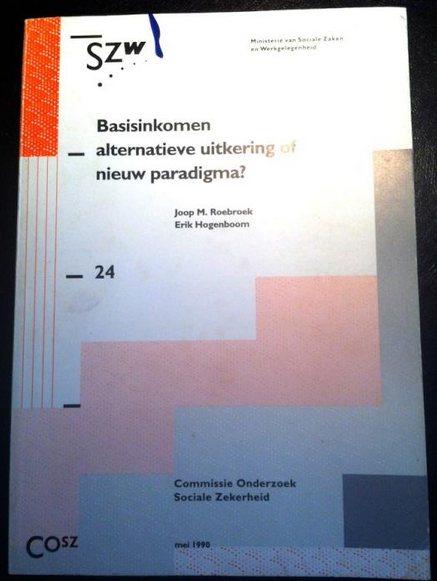 Het onderzoek van Roebroek en Hogenboom.