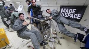 De 3D-printer van ISS