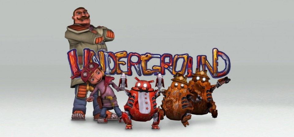 Cover art - Underground