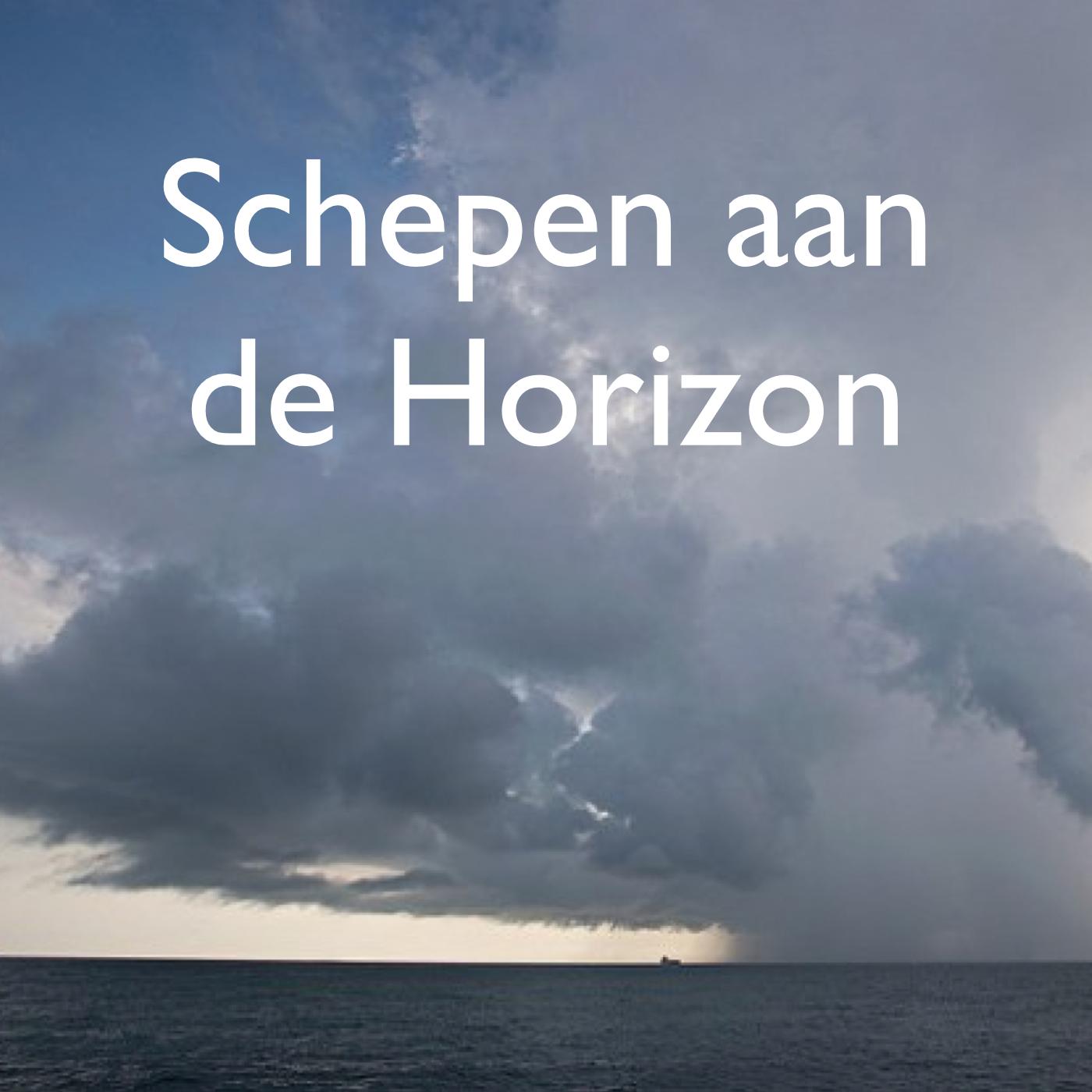 Schepen aan de Horizon